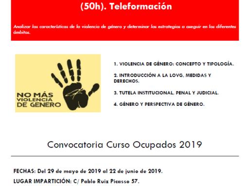 Cruz Roja Zaragoza oferta nuevos cursos gratuitos de formación y teleformación