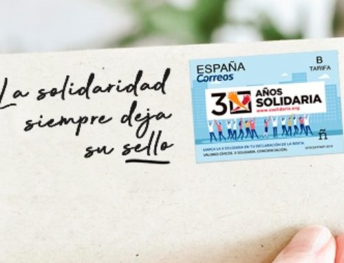 Campaña X Solidaria: la solidaridad siempre deja su sello