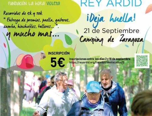 VI Andada solidaria Fundación Rey Ardid