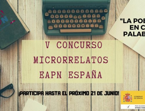 Concurso microrrelatos EAPN «La pobreza en cien palabras»