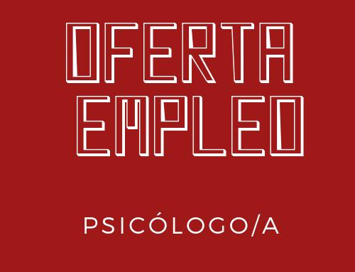 Oferta empleo · Psicólogo/a en OmSida