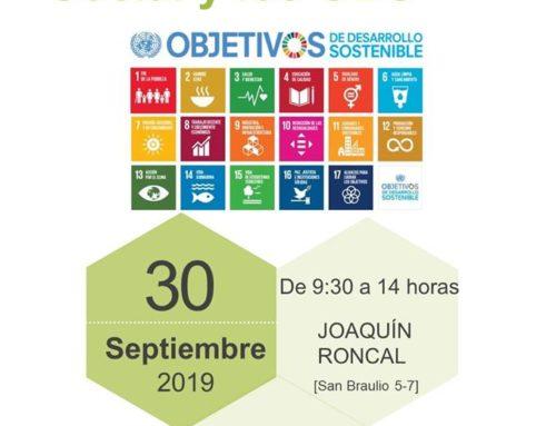 Cepes Aragón organiza una jornada sobre economía social y ODS