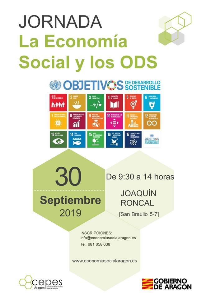 CEPES · Jornada sobre economía social y ODS