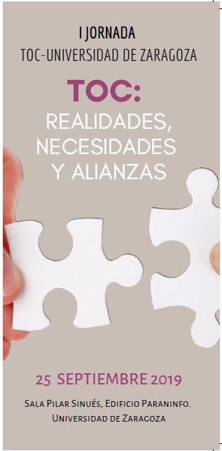 I Jornada TOC: realidades, necesidades y alianzas
