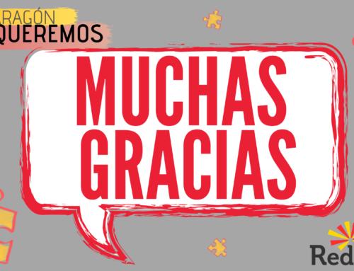 Gracias por «El Aragón que queremos»
