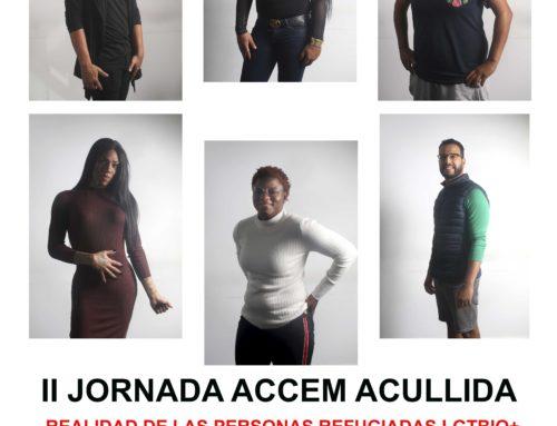 II JORNADA ACCEM ACULLIDA