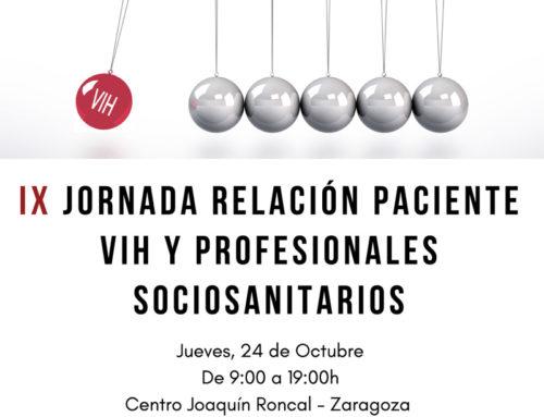 Omsida: IX Jornada relación Paciente VIH y Profesionales Socio Sanitarios