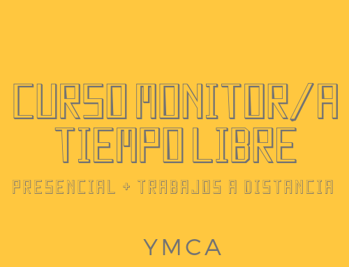 YMCA oferta un nuevo curso de Monitor/a de Tiempo Libre