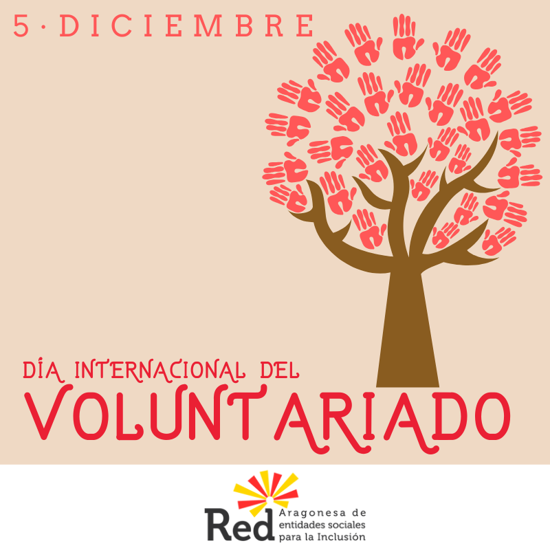 Día internacional del voluntariado