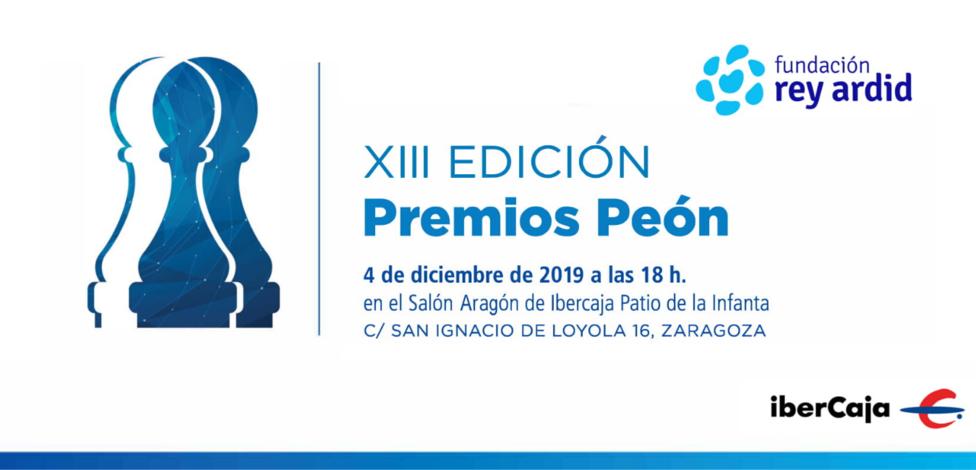 XIII Premios Peón · Fundación Rey Ardid