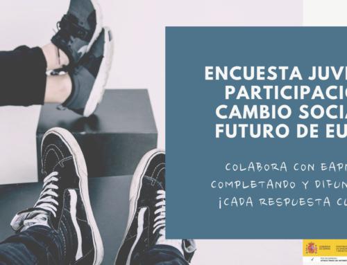 Encuesta participación y cambio social, para jóvenes de 16 a 30 años