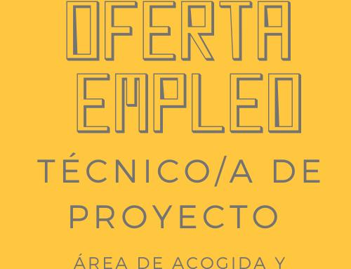 Oferta de empleo Técnico/a de proyecto en Cepaim Zaragoza