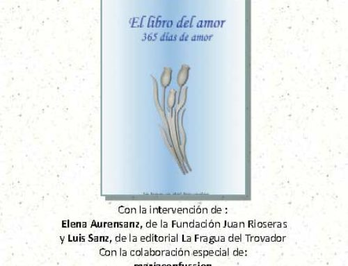 Fundación Juan Rioseras presenta nuevo libro