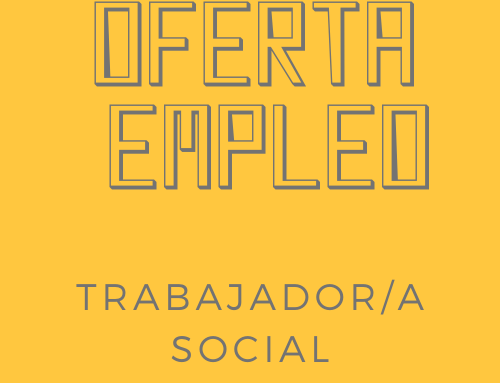 Fundación Cepaim busca trabajador/a social en Zaragoza